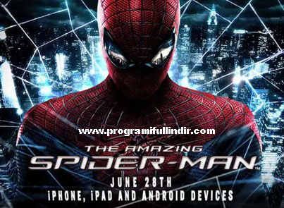 The Amazing Spider Man android apk full indir