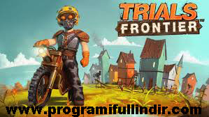 Trials Frontier apk android hile full indir