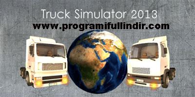 Truck Simulator android apk full indir