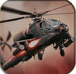 Gunshıp Battle Helicopter 3D Apk