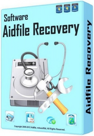 Aidfile Recovery Software Professional full indir