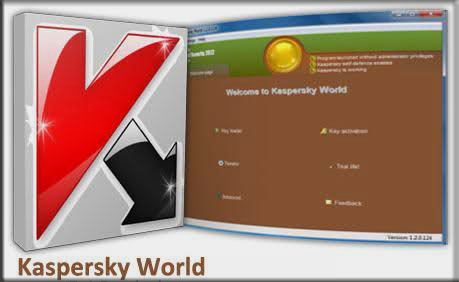 Kaspersky World Turkce Full indir
