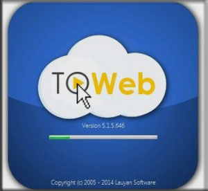 Lauyan TOWeb studio edition full indir