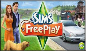 The Sims FreePlay 5.10 Apk Android ve Mod Hile Full