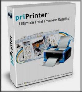 priPrinter Pro full indir