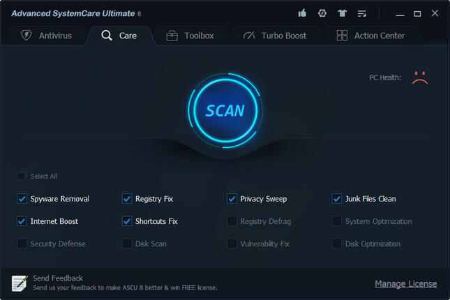 Advanced SystemCare Ultimate Full