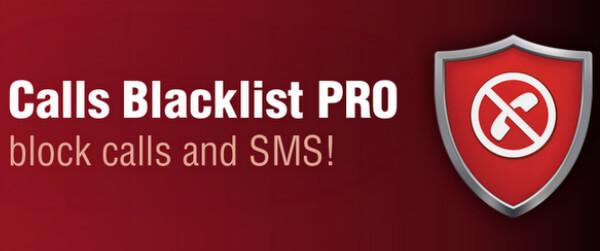 Calls Blacklist Pro Apk Full