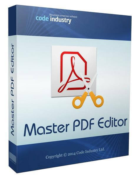 Master PDF Editor Multilingual Full indir