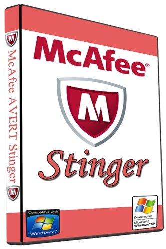McAfee Stinger Katılımsız Full