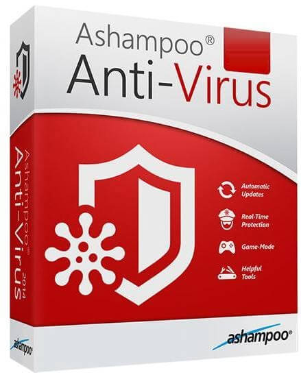 Ashampoo AntiVirus Full indir