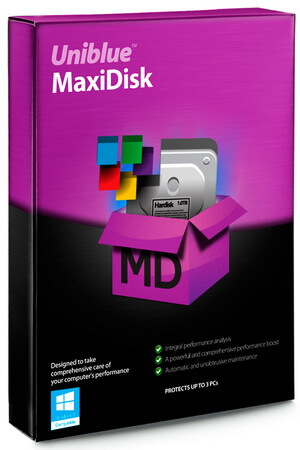 Uniblue MaxiDisk full indir
