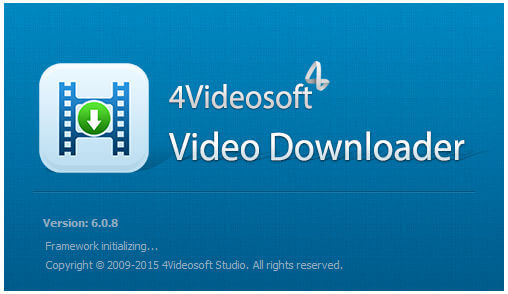 4Videosoft Video Downloader Türkçe Full