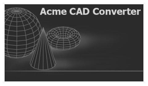 Acme CAD Converter Full indir