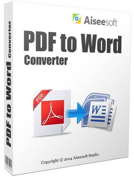 Aiseesoft PDF to Word Converter Türkçe Full