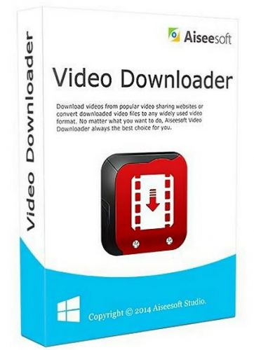 Aiseesoft Video Downloader Full indir