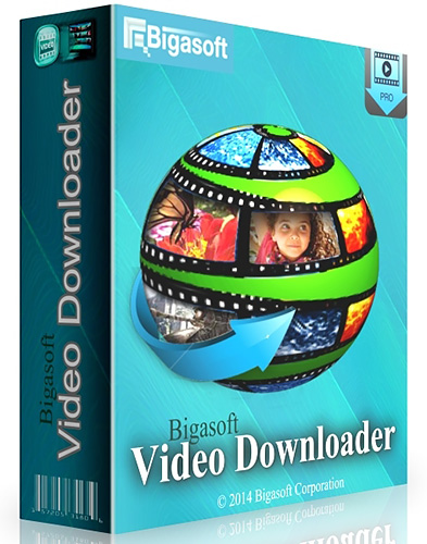 Bigasoft Video Downloader Pro Full indir