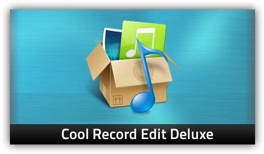 Cool Record Edit Deluxe Full indir