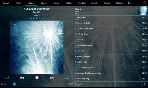 GoneMAD Music Player apk full indir