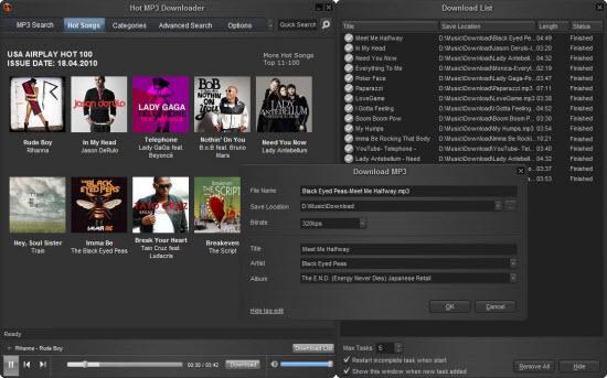 Hot MP Downloader Full indir