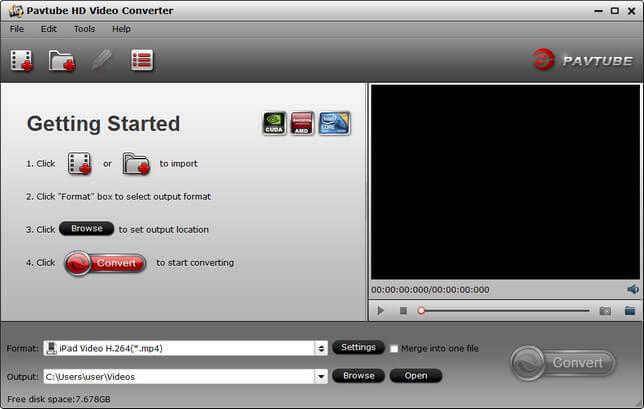 Pavtube HD Video Converter Full