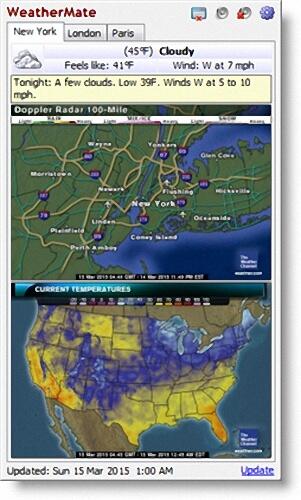 WeatherMate full indir