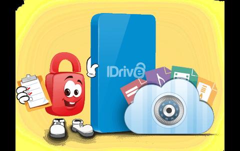 IDrive Online Backup Full