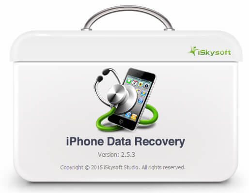 iSkysoft iPhone Data Recovery full indir