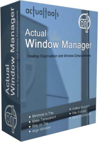 Actual Window Manager Full indir