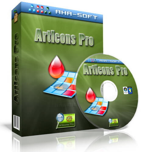 Aha Soft Articons Pro full indir
