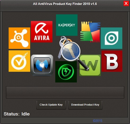 All AntiVirus Product Key Finder Full indir