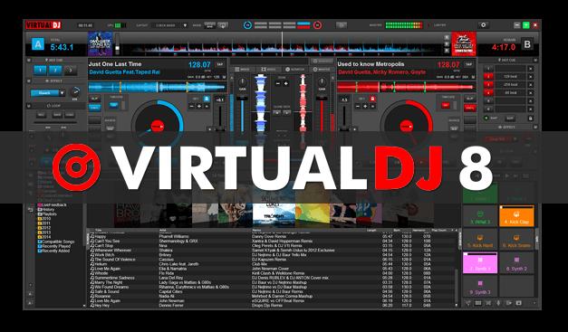 Atomix Virtual DJ Pro Full indir