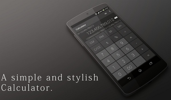 Calculator - Simple Stylish PRO Full Apk