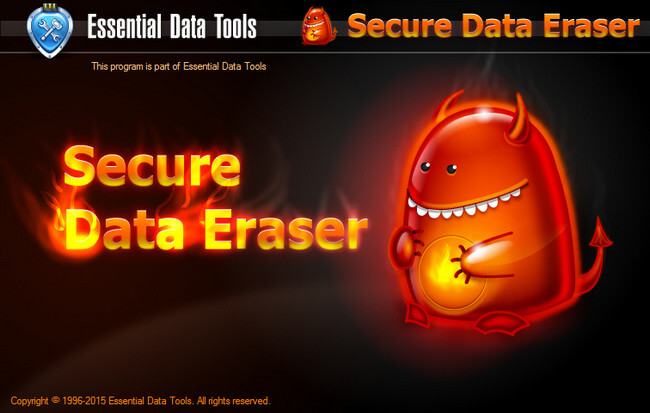 Secure Data Eraser Full indir