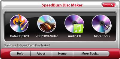 SpeedBurn Disc Maker Full indir