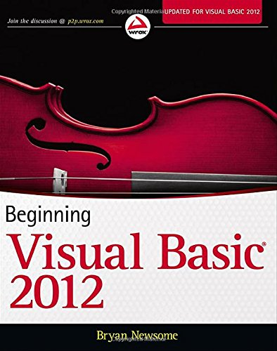 Beginning Visual Basic 2012 Full