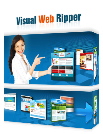 Visual Web Ripper full indir