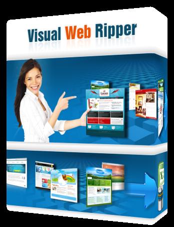 Visual Web Ripper Full İndir v3.0.19