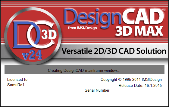 IMSI DesignCAD 3D Max Full