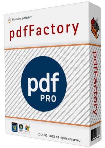 pdfFactory Pro Full