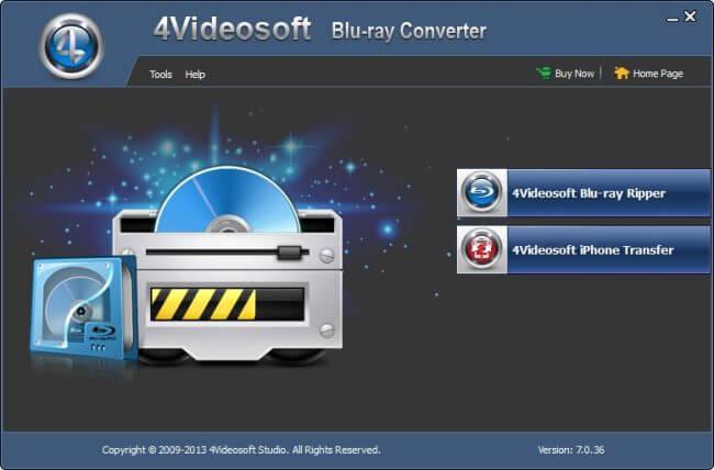 4Videosoft Blu-ray Converter Full