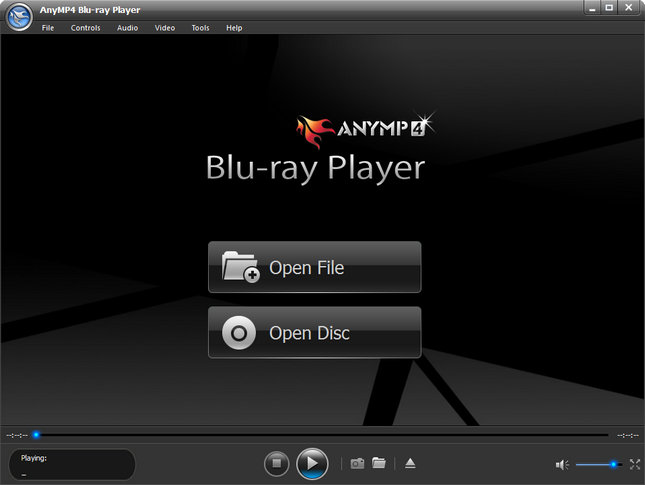 AnyMP Blu ray Player full indir