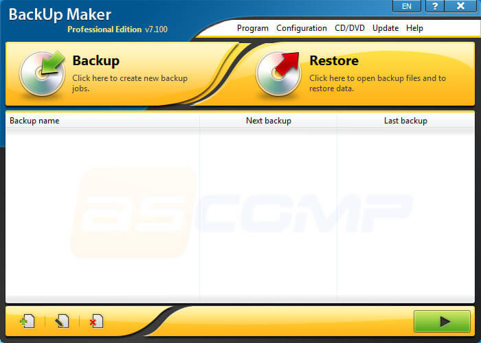 BackUp Maker Professional Edition Full