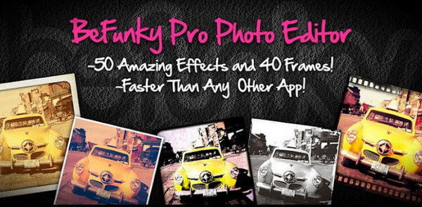 BeFunky Photo Editor 5.6.0 Apk Full indir