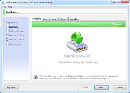 CardRecovery 6.10.1211 Full indir