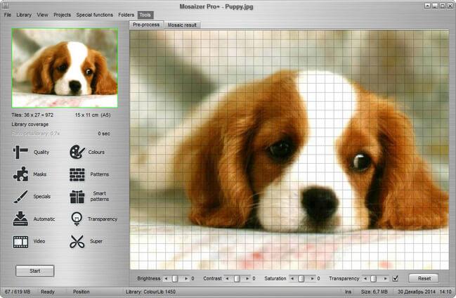 Mosaizer Pro Full