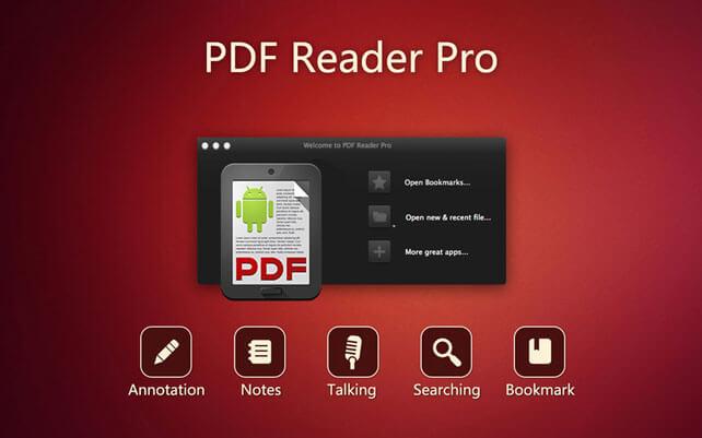 PRO PDF Reader Full indir