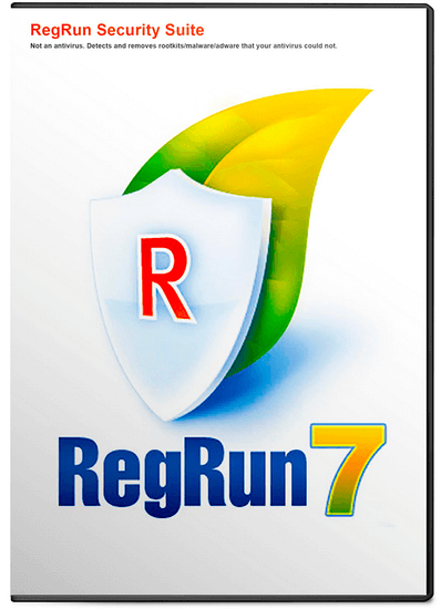 RegRun Security Suite Platinum full indir