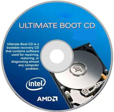 Ultimate Boot CD indir