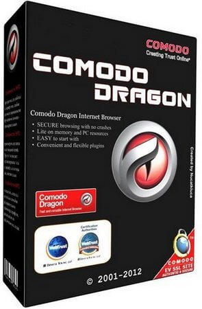 Comodo Dragon Full indir