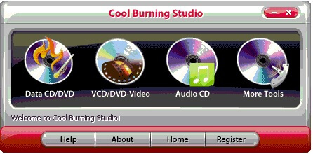CoolMedia Cool Burning Studio 9.04 Full indir